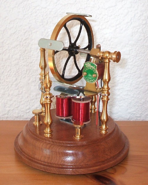 Model Froment Engine