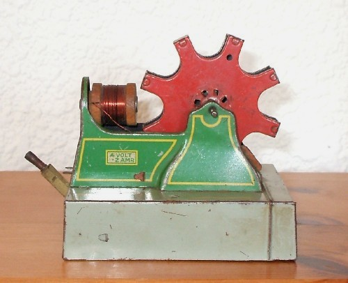 Tin Toy Froment Engine